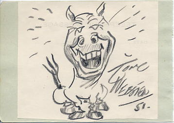 Webster, Tom (1886-1962), Sporting cartoonist